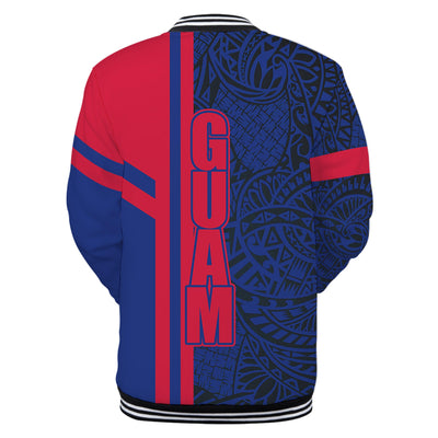 Guam Polynesian Morale Style All Over Print