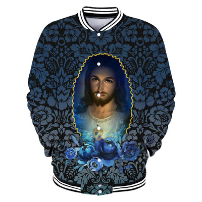Premium Jesus 3D All Over Print - luxamz