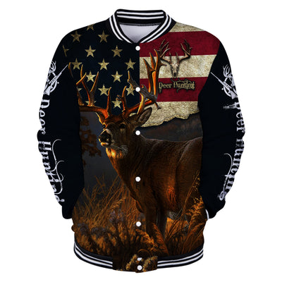 Deer Hunting  all over print shirts for Men and Women