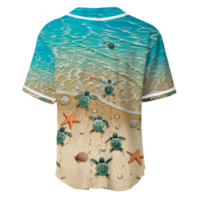 Sea Turtle Marine lover  combo beach Shirt and Short all over print
