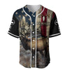 Beautiful Elk Art Baseball and Jersey Hawaii Shirt Clothing For Hot Summer