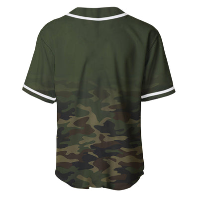 Cook Islands Camo Baseball Jersey Shirt - luxamz