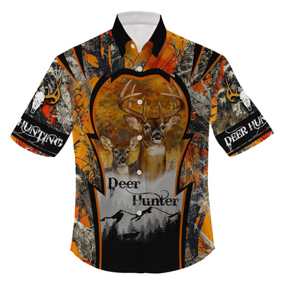 Deer Hunting Deer Hunter HAWAII SHIRT FOR HOT SUMMER