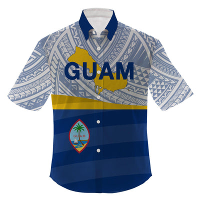 Guam islands Polynesian Style Clothing For Hot Summer - luxamz
