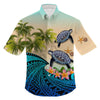 Kanaka Maoli Hawaiian Polynesian Turtle Clothing For Hot Summer All Over Print - luxamz