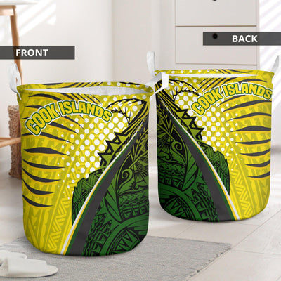 Cook Islands Tides Style Special BASKET ALL OVER PRINT - luxamz
