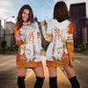 Spread Store Deer Hunter Hoodies Dress - luxamz