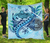 American Samoa Polynesian Turtle Under The Sea Quilt