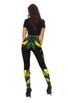 Hawaii Combo Tank Top Legging All Over Print