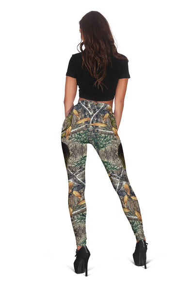 Love Hunting Legging And Tank Top All Over Print - luxamz
