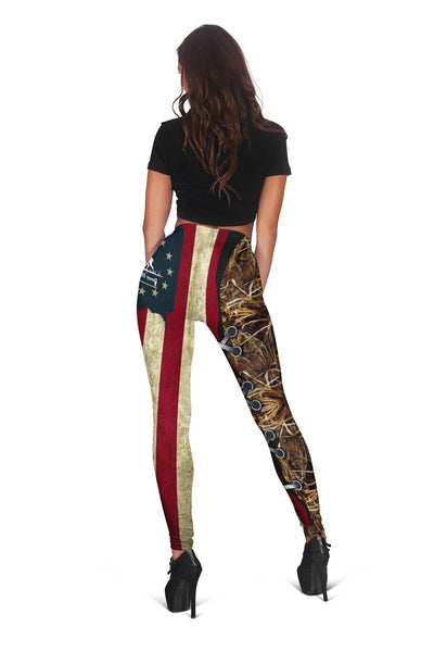 American deer hunting Legging and Tank top All Over Print