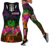 Hawaii island lover Combo tank-top and legging 3d all over print - luxamz
