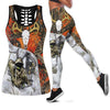 BOW HUNTER Legging And Tank Top All Over Print