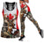 Deer Hunting Canada Legging And Tank Top All Over Print - luxamz