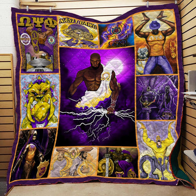 limited edition Quilt All Over Printed - luxamz