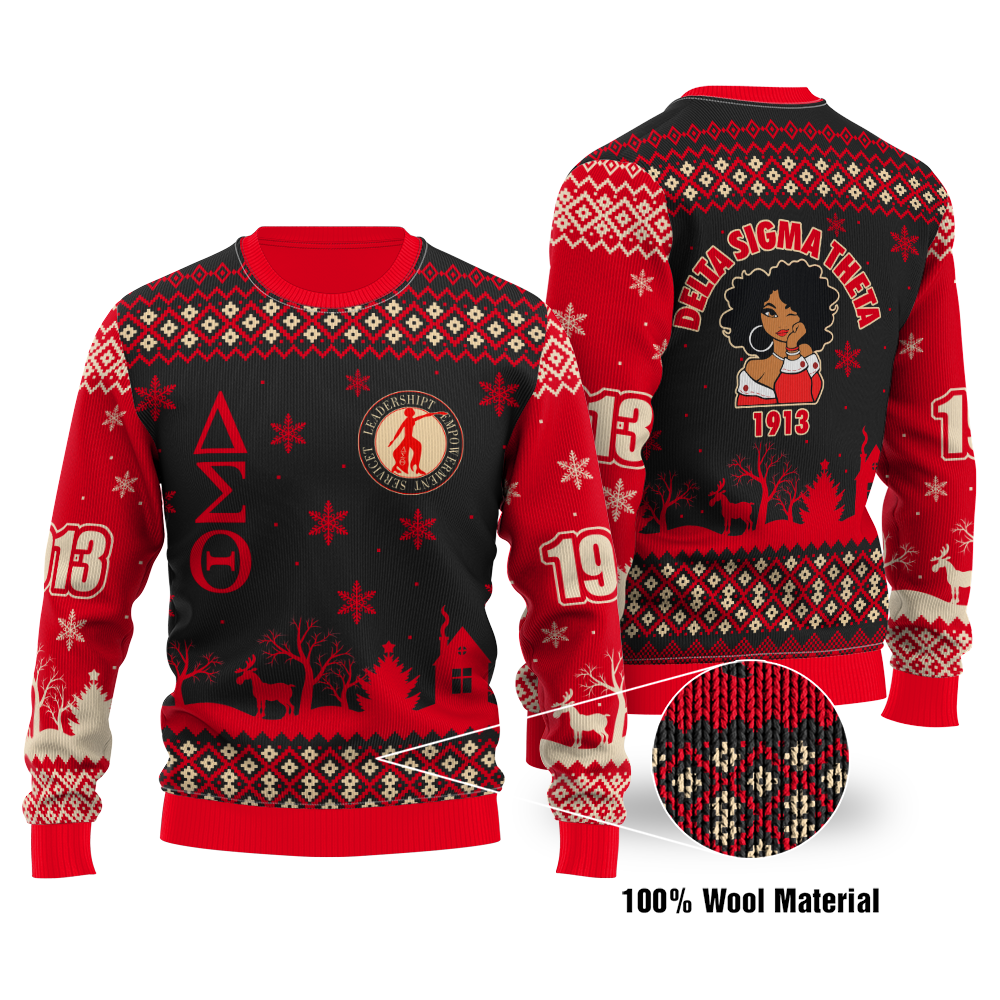 Limited Edition Ugly Christmas Wool sweater