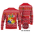 Tonga ugly Christmas Wool sweater