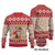 Christmas Aloha Hawaii Mele Kalikimaka Ugly Sweater Wool sweater