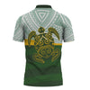 Hawaii style Polo Shirt All Over Print