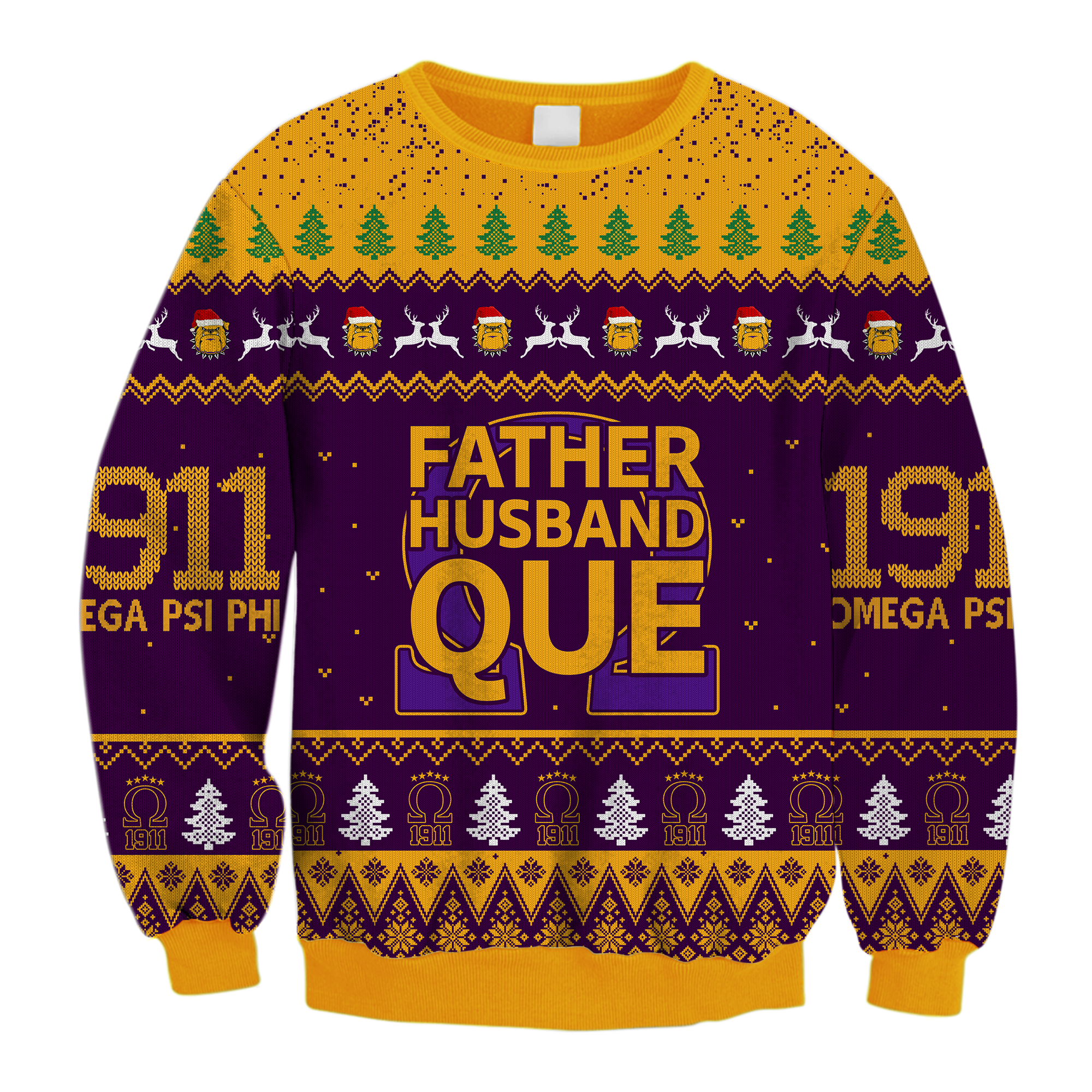 LIMITED EDITION UGLY SWEATER