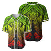Hawaii Polynesian Reggae Kanaka Maoli Map baseball jersey For Hot Summer