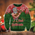 Christmas Santa Claus Playing The Ukulele Ugly Christmas - luxamz