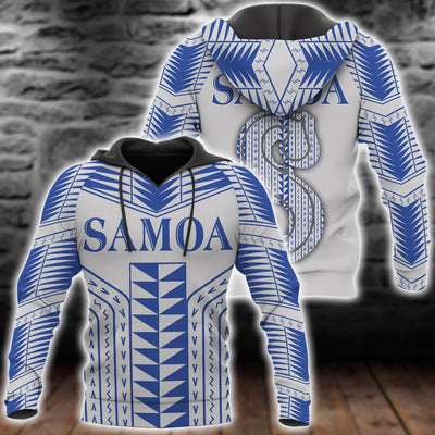 Manu Samoa All Over Hoodie all over print - luxamz