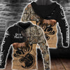 Beautiful Deer Hunter Camo Art all over print shirts for Men and women