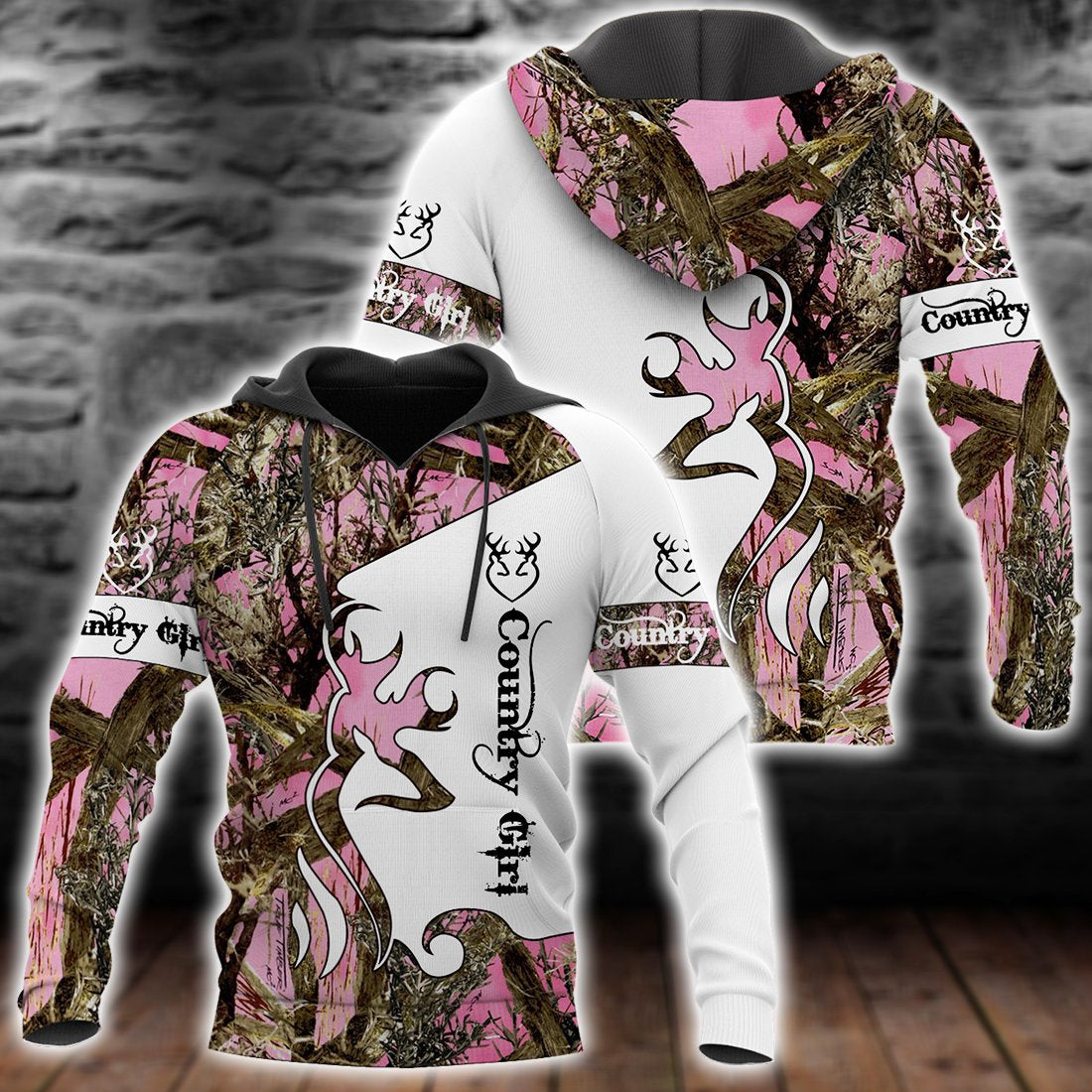 A COUNTRY GIRL ALL OVER PRINT SHIRT FOR MEN AND WOMEN