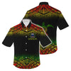 Samoa Polynesian Turtle Tattoo Clothing For Hot Summer All Over Print