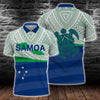 Samoa Polynesian pattern Style  Polo Shirt All Over Print