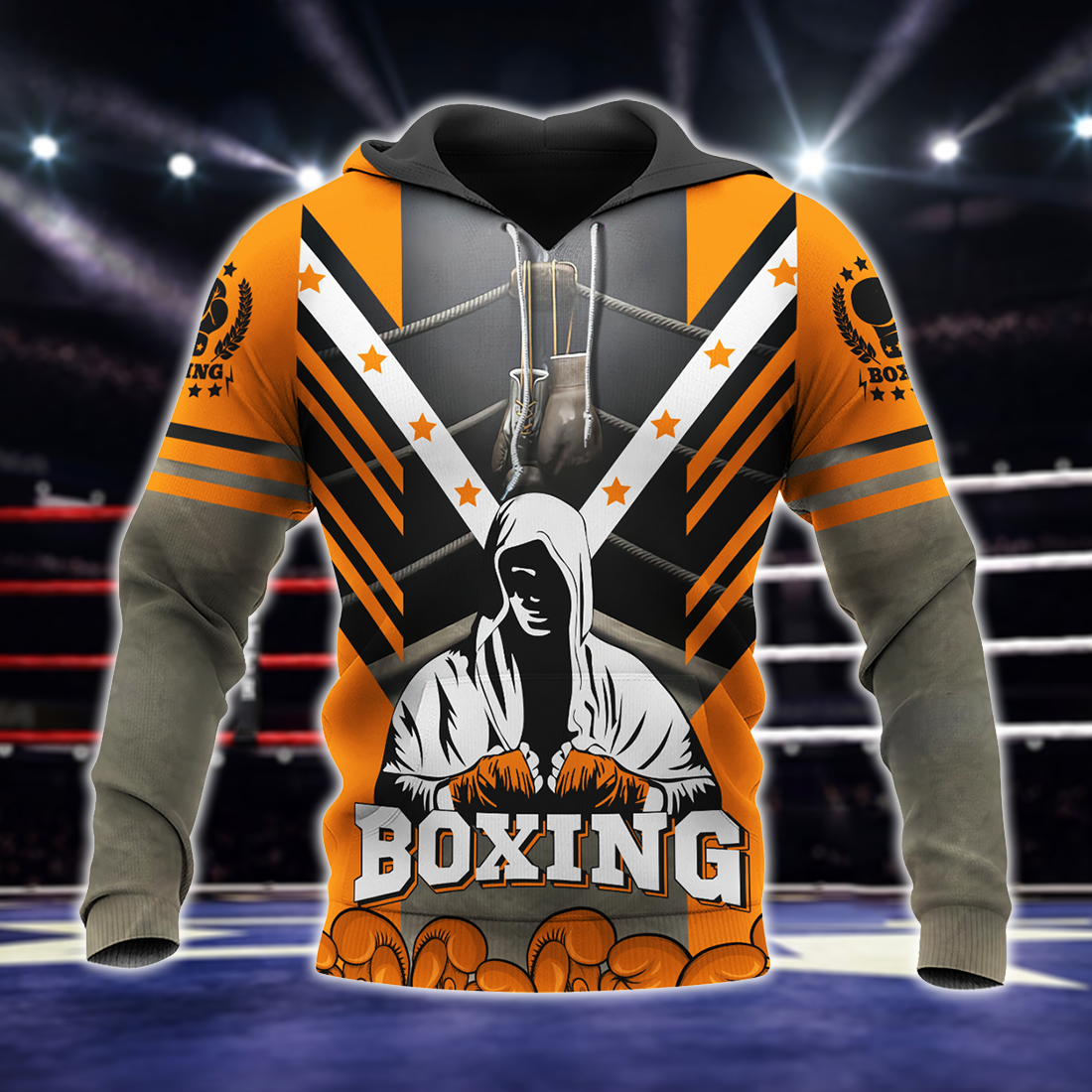 Boxing Lover All Over Print