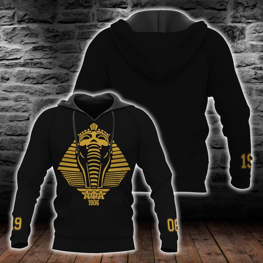 Alpha Phi Alpha 1906 All Over Printed - luxamz