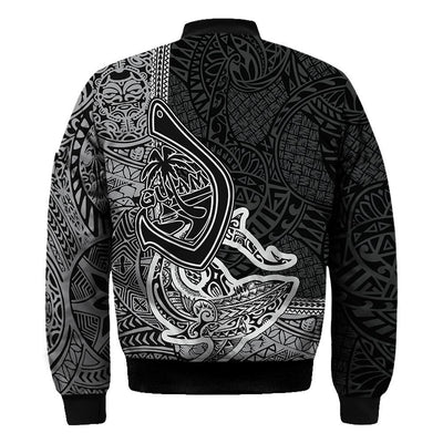 Cook Islands Sweatshirt Polynesian Coat Of Arms All Over Print