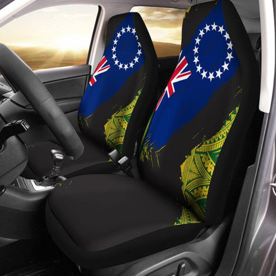 COOK ISLANDS NORA STYLE  Car Seat Cover