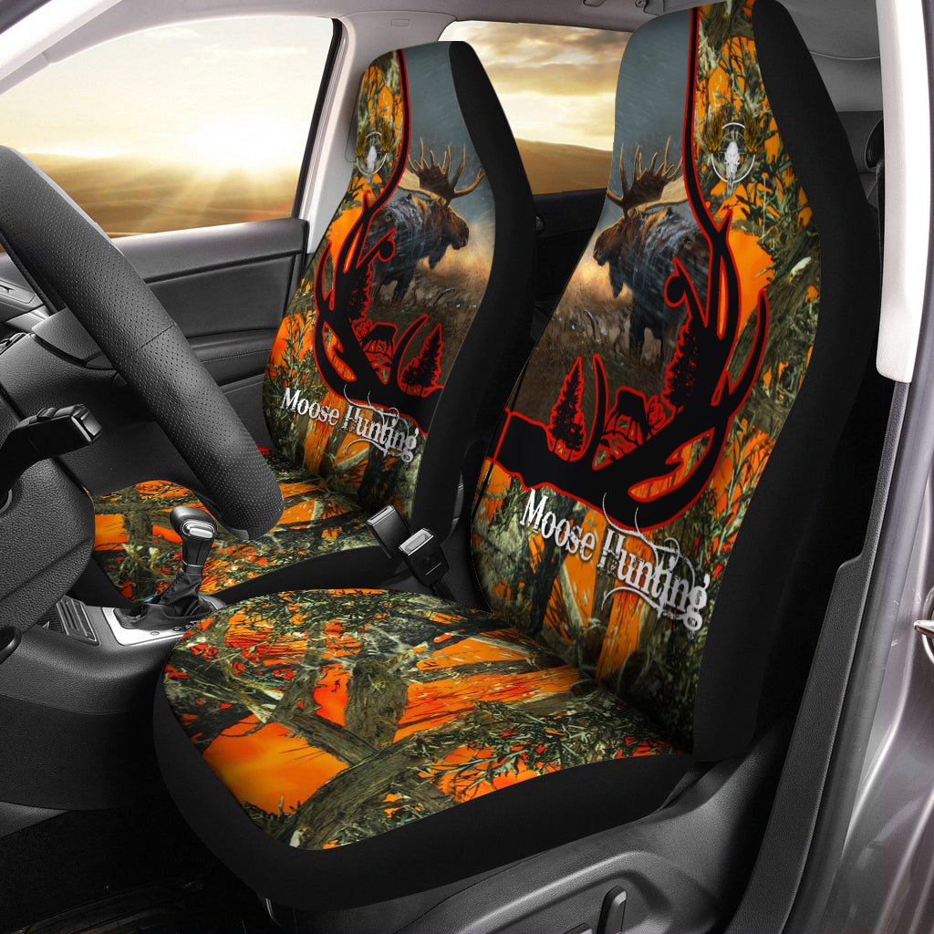 LOVE HUNTING CAR SEAT COVER - luxamz
