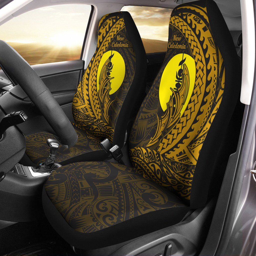 New Caledonia Hoodie Wings Style Car Seat Cover - luxamz