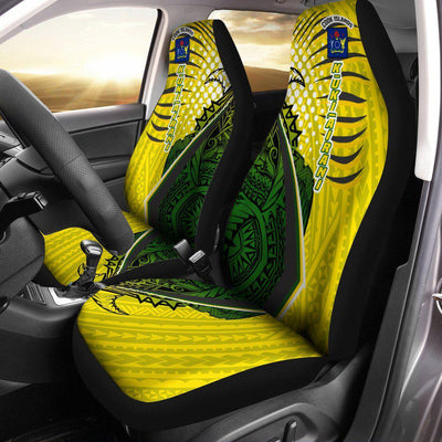 Cook Islands Tides Style Special Car Seat Cover