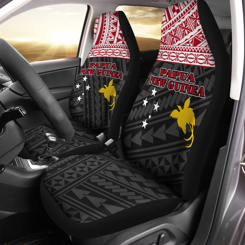 Papua New Guinea Car Seat Covers - luxamz