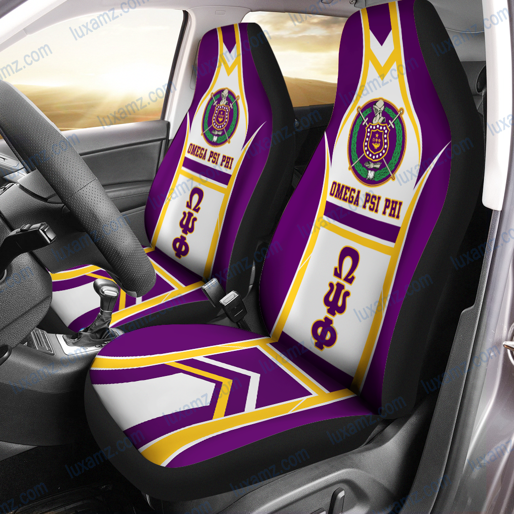 Limited Edition Car Seat Covers - luxamz