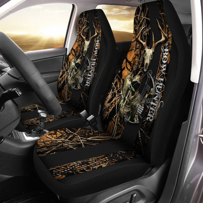 BOW HUNTER CAR SEAT COVER
