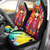 Hippie Girl Car Seat Covers