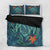 Hawaii Turtle Polynesia Tropical Bedding Set