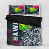 Hawaii Hawaiian Summer Vibes Bedding Set All Over Printed