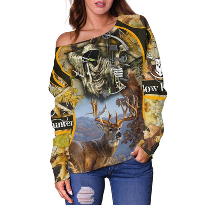 BOW Hunter Shoulder Sweater