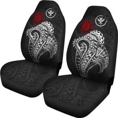 Polynesian Hawaii  - Polynesian Turtle Car Seat Covers