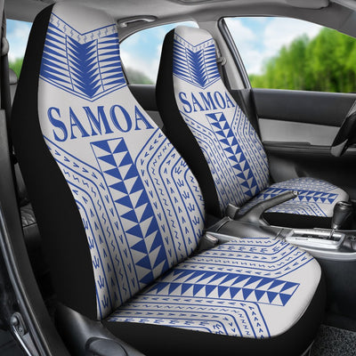 Manu Samoa All Over Hoodie Car Seat Cover - luxamz