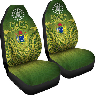 Kuki Arirani Cook Islands Premium Car Seat Covers
