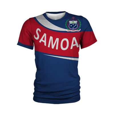 Samoa Century Style All Over Print