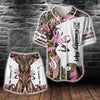 A COUNTRY GIRL Combo Beach Shirt And Short All Over Print